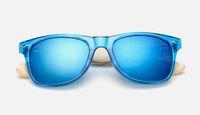 Модельер деревянные солнцезащитные очки старинные бамбуковые солнцезащитные очки мужчины покрытие деревянные очки Очки Gafas Oculos De sol