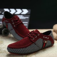 New 2017 Top Fashion brand men Flat Shoes Canvas men' s ...