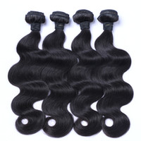 Indian Virgin Hair Body Wave 10a Unprocessed Indian 4 Bundle...