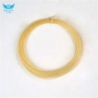 Горячая продажа бренда кишки теннисные струны, высокая степень мультифиламент нейлон ракетка строка, 12 м / ПК, 10 шт. / лот