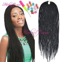 Senegalese Twist Braiding Hair Crochet Braid Hair 18 Inch 70...