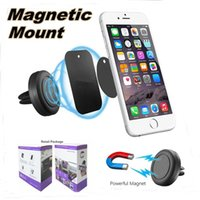Magnetic air vent Car mount magnet Bracket Universal Phone H...