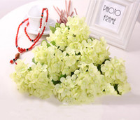 1 Bouquet Artificial Craft Hydrangea Party Wedding Bridal Pl...