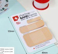 10pcs Atacado-/ pack escola escritório papelaria criativa da série laço bonito etiquetas de papel, note pós auto-adesivo notas do memorando pegajosas almofadas