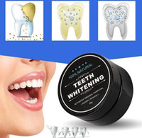 Uso diario Blanqueamiento dental Polvo de escalamiento Higiene bucal Limpieza Embalaje Premium Activated Bamboo Charcoal Powder Teeth white