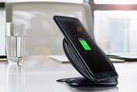 Fast Wireless Charger Wireless Charging Pad Stand Holder for...