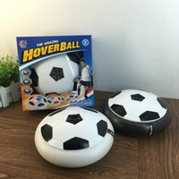 Hoverball LED Indoor Football Toy Sports Levitate Air Power ...