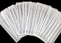 Agulhas de tatuagem esterilizada 50 pcs tamanho misto 1RL 7RL 3RS 5RS 7RS 8RS 9RS descartáveis para máquinas Kits de potência Grips Supply