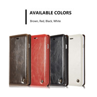 Caseme003 Leather Phone Cases for iPhone 5 5S SE 6 6S 7 8 Pl...