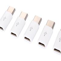 الجملة الحرة السفينة USB 3.1 نوع- C ذكر إلى مايكرو USB أنثى ميني موصل محول نوع C منافذ مصنع