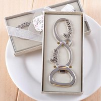 Free Shipping Love Forever Bottle Opener Wedding Favors And ...