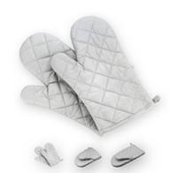 1PC 목화 오븐 미트 장갑 내열성 수호자 주방 요리 냄비 홀더 과자 도구 LB 212