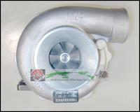 UNIVERSAL TURBO Olej chłodzony turbosprężarka GT30 GT35-2 Turbina A / R.63 Comp A / R .70 T3 Kołnierz wylotowy 5 Śruby 400-500HP z uszczelkami
