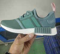 2018 Wholesale Discount Cheap green NMD Runner PK Men' s...