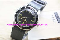 Luxury watches Mens 14060 No - Black Dial - Black Nato Strap...