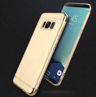 3 in 1 Luxury Fashion Plating Hard Case For Samsung S8 Plus ...