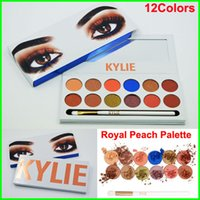 In stock Kylie Kyshadow The Royal Peach Palette Eyeshadow Ky...
