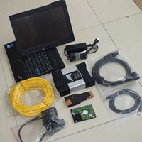 auto diagnostic tool for bmw icom next a b c new generation of icom a2 with 11TB HDD v2021.06 installed in x200t laptop