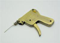 Hot KLOM Genuino hacia abajo Bloqueo manual Pistola de selección Herramienta de cerrajería Cerradura de puerta Abrelatas rápido Pistola de picking