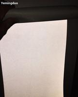 Verkehrszeichen Verkehrssicherheitswarnstoff Reflektierendes PVC-Lederhilfsmaterial mit hoher Sichtbarkeit für Schuhbekleidungstasche