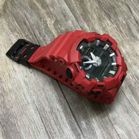 Orologi da uomo di lusso Guarda Military G Style 710 Digital Army Impermeabile Shock Sport Display a Led Orologi al quarzo Moda Regali caldi Relojes
