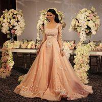 8 photos wholesale wedding shower dresses wedding dresses new coming custom made square neckline full sleeve a