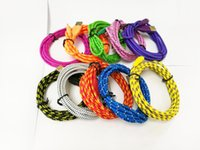 Micro USB Data Cables Colorful 1M Sync Charger Line Cord Wea...