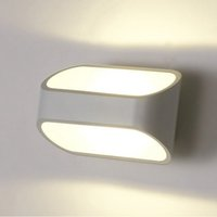 1PC LED Wall Sconce 3W Modern Simple Aluminum Light Living R...