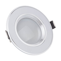 Dimmable LED Ceiling Light 3W 5W 7W 9W 12W Warm White Cold White Recessed LED Lamp Spot Light AC220V AC110V