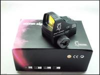 Docter 3 Visier Mini Red Dot Sight Jagdgewehre Red Dot Tactical Vorne und Hinten Sehenswürdigkeiten Optics Zielfernrohr Auto Helligkeit Laser Scope