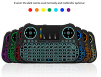 Rii Mini MT08 Android TV Boxes Keyboards Backlight 7 color B...