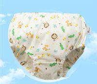 0-12m Nuovo Baby Cotton Mandartants Neonato Biancheria intima Biancheria intima in cotone mutandine per bambini Bambini brevi slip per bambini mutandine mutandine mutandine
