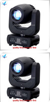 6Xlot moving head led light light professionale 150w spot moving head light per dj party wedding stage light