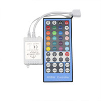 Edison2011 DC12-24V 2A * 4 Kanal 40Key RGBW LED Controller Dimmer IR Fernbedienung für 5050 3528 RGBW LED Flexible Strip Lampe