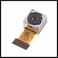 Oryginalny nowy tylny kamera główna dla Sony Xperia Z4 Z3 Plus Z3 D6603 D6653 Z5 Compact Mini Big Camera Flex Cable Cable Cable