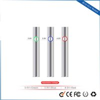 e Sigaret Verstelbare Voltage Vape Pen 350AMH DEX GLA Batterij USB-oplader gratis monster Hot Nieuw product