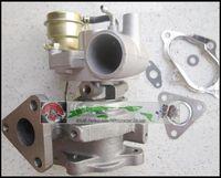 Ölgekühlter Turbo TF035 49135-03310 49135-03130 Turbolader Für Mitsubishi Pajero Shogun 4M40 Mighty Truck 2.8L TD04 Alle Dichtungen