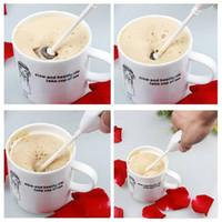 50 قطع القهوة الكهربائية الحليب رغوي frother رغوي باتيدورا شرب خفقت خلاط البيض الخافق البسيطة مقبض النمام مطبخ