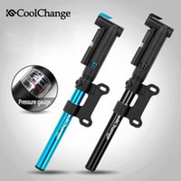 Coolchange High Pressure Cycling MTB Bike Portable Mini Pump...