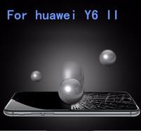 Vetro temperato per HUAWEI Honor 5x Y6 II Y5 II Y3 II mate 9 mate 8 mate 7 Pellicola proteggi schermo