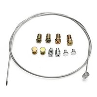 1 Set Motorcycle Emergency Throttle Cable Repair Kit for YAM...