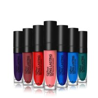 Makeup Tool 12 Color Velvet Matte Waterproof Liquid Lipstick...