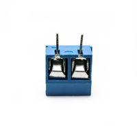 (20 sztuk / partia) Złącze śrubowe Sueep KF301-2P 5.0-301-2P Niebieskie żelazo