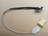 Nouveau câble vidéo d'origine 595186-001 pour câble d'écran HP CQ62 G62 CQ42 G42 DD0AX6LC020 DD0AX6LC000 DD0AX6LC030 Livraison gratuite