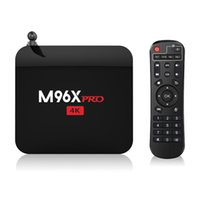 android tv boxes 96X PRO Amlogic S905X Quad core RAM 2gb ROM...