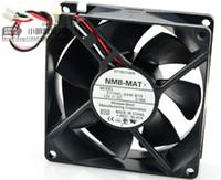 100% neue original NMB DC12V 8025 0,38A 3110KL-04W-B79 80 * 80 * 25mm alarm signal fan