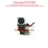 10st Original Back Camera med Flash Modul Sensor Flex Cable för iPhone 5 5G Replacement Parts