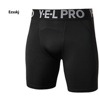 Wholesale- Ezsskj Mens Boys Compression Base Layer Bottoms U...