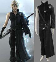 Final Fantasy VII Cloud Strife cosplay costume halloween