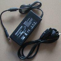 Wymiana 7.4x5.0mm Laptop AC Zasilacz Ładowarka 19V 4.74A 90 W Dla Compaq Notebook dla HP DV5 DV6 DV7 N113 50 sztuk / partia